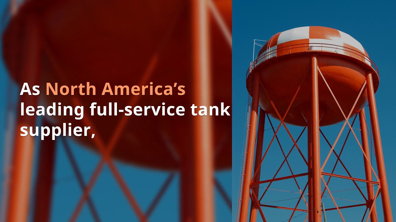 Above Ground Storage Tanks | Pittsburg Tank & Tower Group