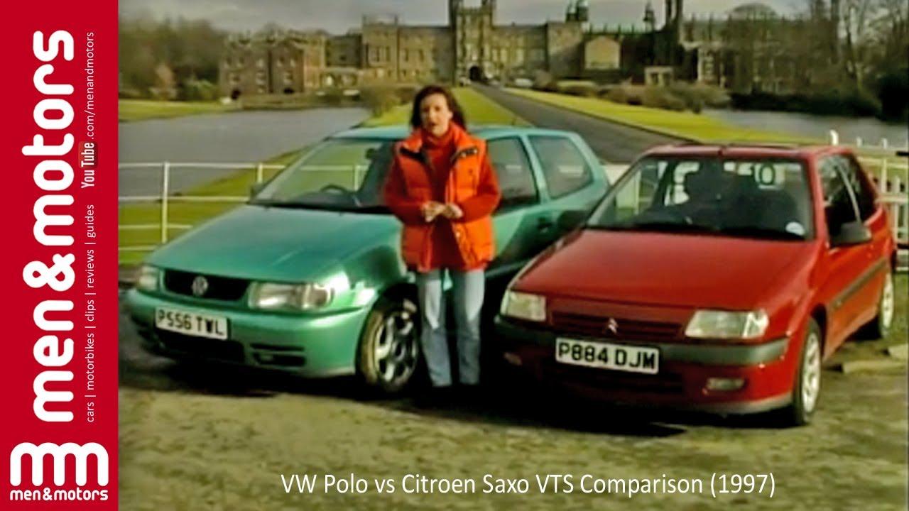 Vw Polo Vs Citroen Saxo Vts Comparison  1997