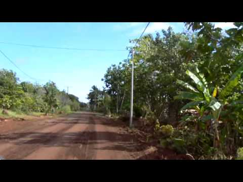 Cesta z Finetomai na Hihifo airport (WLS) | Way from Finetomai to Hihifo airport