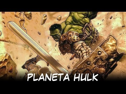 ANÁLISIS Planeta Hulk, de Greg Pak, Carlo Pagulayan y Aaron Lopresti