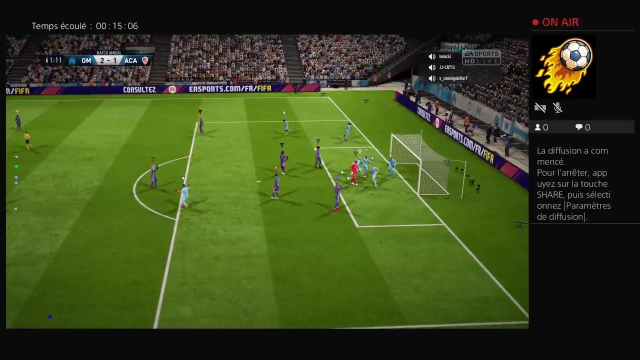 Diffusion PS4 en direct de Papounou - YouTube