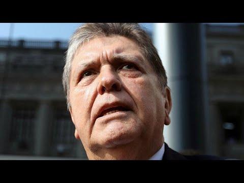 Perù: si suicida l'ex presidente Garcia