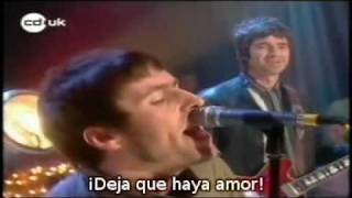 Oasis - Let There Be Love (Subtitulado)