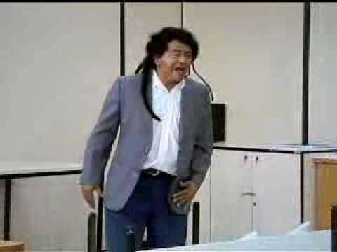 Prof. Gilmar dá esporro em aluno (Bando de badernista)