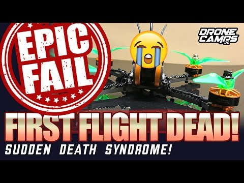 Eachine TYRO99 - EPIC FAILURE in the FIRST 30 Seconds! - HONEST REVIEW