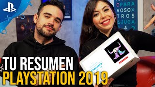 ¿CÓMO HACER TU RESUMEN del AÑO en PLAYSTATION 4? LMDShow & Alba | Conexión PlayStation