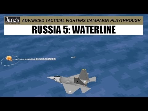 ATF - Russia Mission 5: Waterline