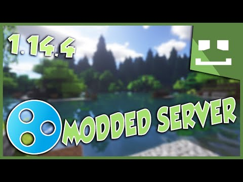 How To Make A Modded Minecraft 1.14.4 Server AND With More RAM! [2019] [Hamachi]