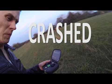 GoPro Karma CRASHED! (before the recall)