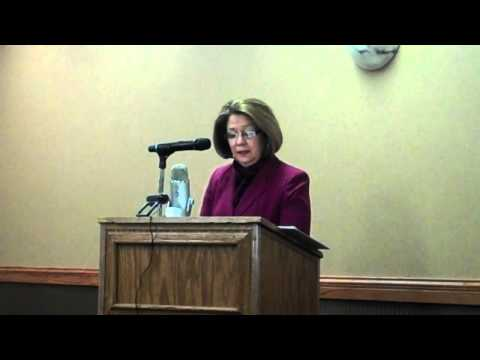 MN Lt. Governor Yvonne Prettner Solon - March 2011 Image
