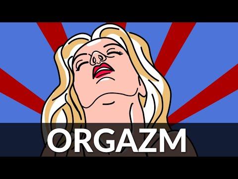 Młode kobiece orgazmy