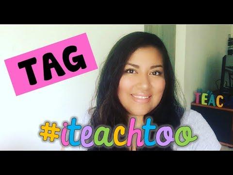 #iteachtoo tag |  Teacher Cafe