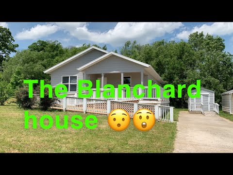 I WENT TO THE ACTUAL HOUSE WHERE DEEDEE BLANCHARD WAS FOUND DEAD!! (Not clickbait)