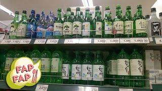 The Best Soju in Korea