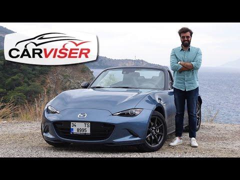 Mazda MX-5 2016 Test Sürüşü