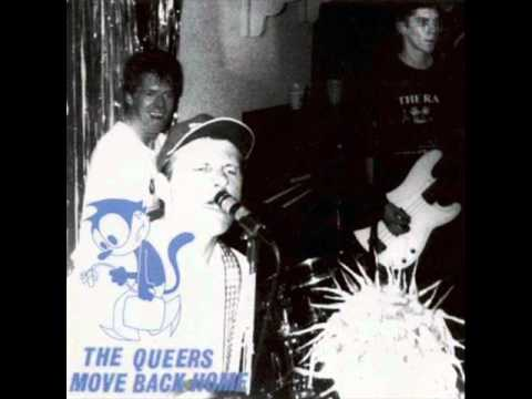 The Queers - Move Back Home (1995) (Full Album)