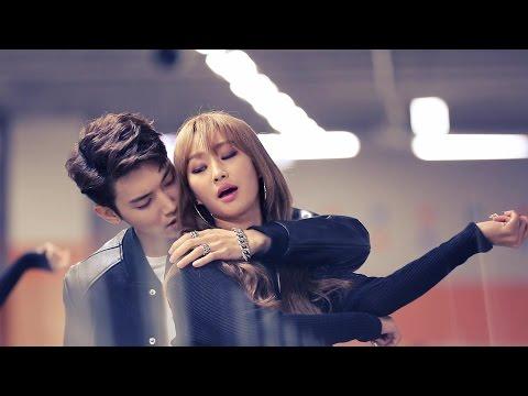 [Dance Practice] 효린(Hyolyn) X 주영(Jooyoung) - 지워(Erase) 주차장 안무영상