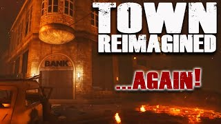 TOWN REMASTERED...AGAIN! (Call of Duty Zombies)