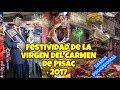 VIRGEN DEL CARMEN de Pisac 2017 (Salida Procesional) | Ludovico