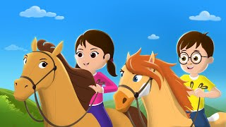 Download लकड़ी की काठी 2   Lakdi Ki Kathi Part 2   Fun For Kids TV Hindi Rhymes