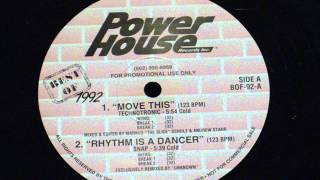 move this power house mix technotronic