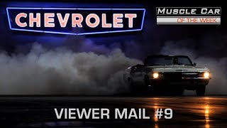 Brothers Collection Museum Tease Viewer Mail #9 Muscle Car Of The Week Video Episode #205