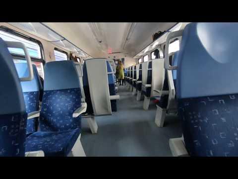 ЭД4М-0391, маршрут: Москва - Александров-1 (Экспресс) / Train ED4M-0391, Route: Moscow - Aleksandrov