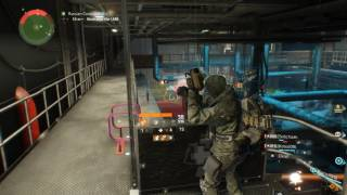 The Division - Russian Consulate Challenge Mode PC Gameplay