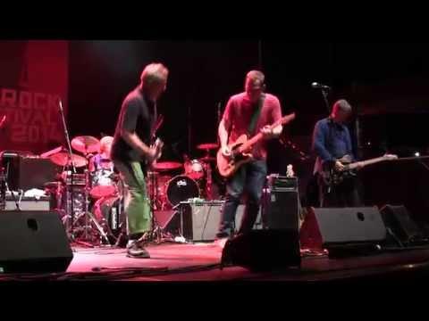 The EX & Ken Vandermark @Live Rock Festival 2014_2