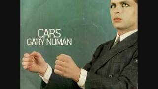 Watch Gary Numan Cars video