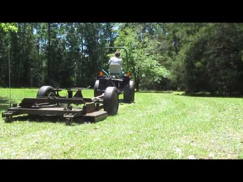 My Homemade Mower Youtube