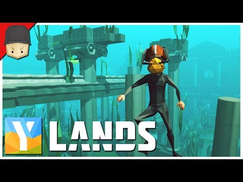 YLANDS - ATLANTIS - The Lost City! : Ep.19 (Survival/Crafting/Exploration/Sandbox Game)