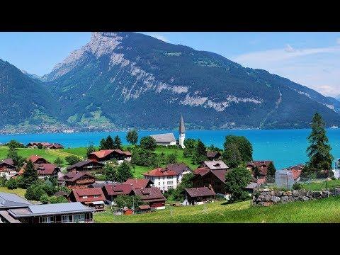 Lago Thun, Spiez - Suiza