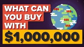 Скачать What A MILLION Dollars Gets You Around The World