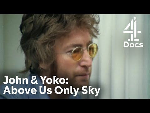Conversation between John Lennon & Vietnam Vet Who Came to His Home | John & Yoko: Above Us Only Sky
