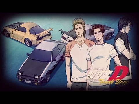 「Initial D AMV」To The Top