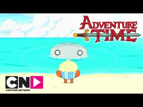 Время приключений | В поисках людей | Cartoon Network