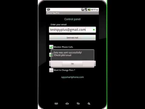 Sms and Calls spy android tracker download