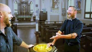 An Outsider Visits a Lutheran Church