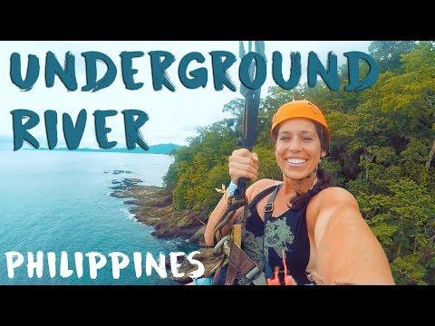 PUERTO PRINCESA UNDERGROUND RIVER // PHILIPPINES TRAVEL VLOG 23