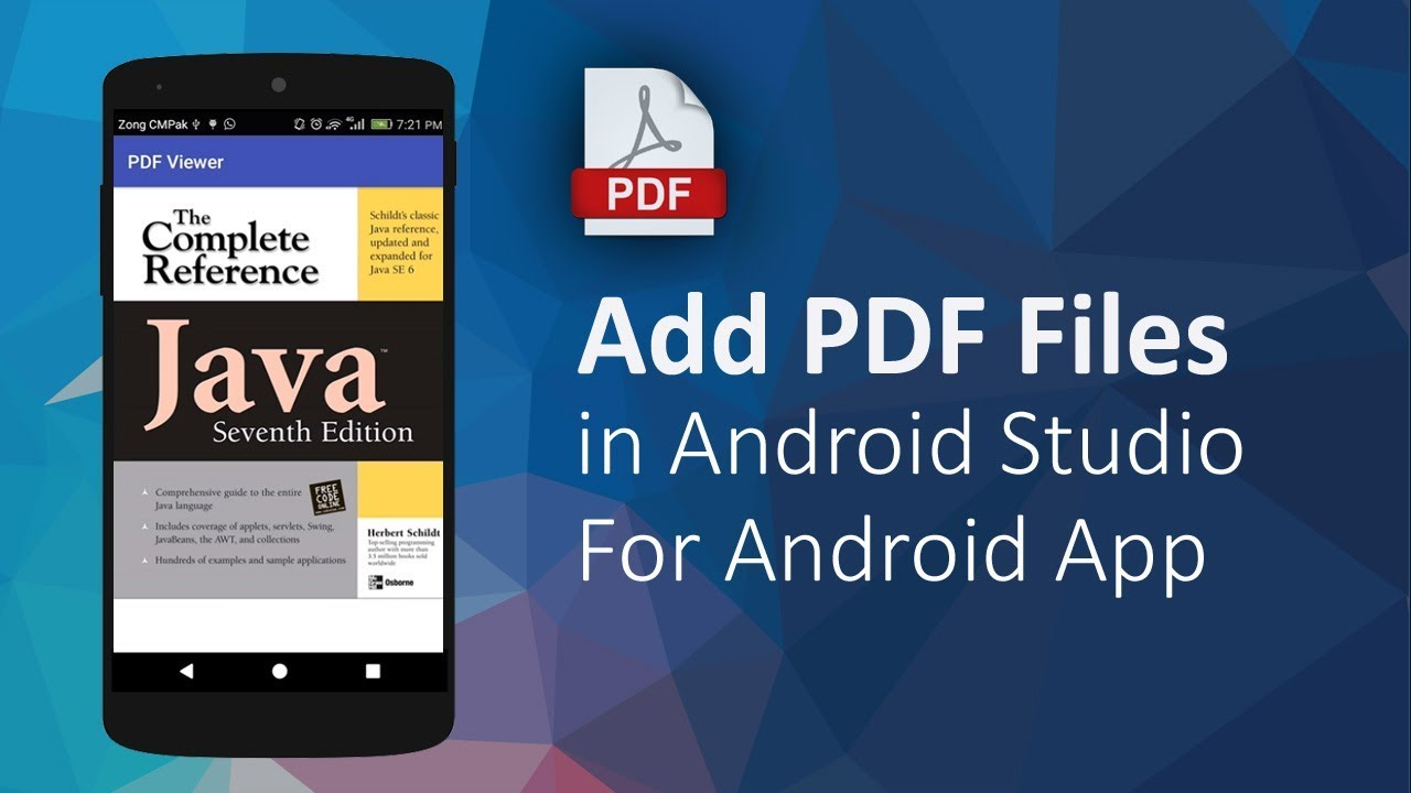 Java pdf android