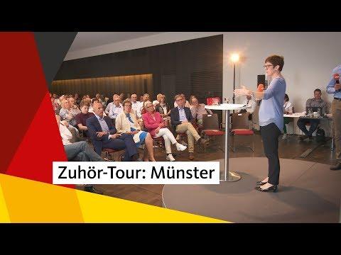 Zuhör-Tour in Münster