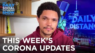 This Week's Coronavirus Updates - Week of 8/10/2020 | The Daily Social Distancing Show