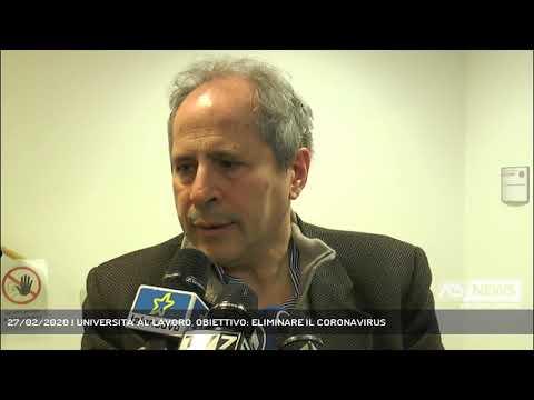 27/02/2020 | UNIVERSITA' AL LAVORO, OBIETTIVO: ELI...