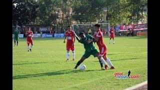Bishal cement nuwakot gold cup: nepal police club vs rupandehi - full match