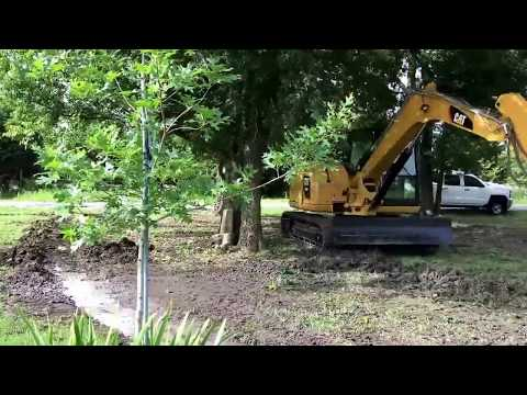 Land clearing & excavation by Taylor's land clearing LLC