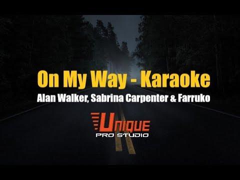 on-my-way-alan-walker---karaoke-with-lyrics