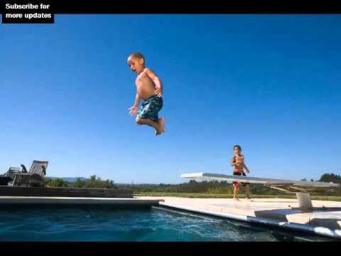 Diving Board For Pool| Springboard - YouTube
