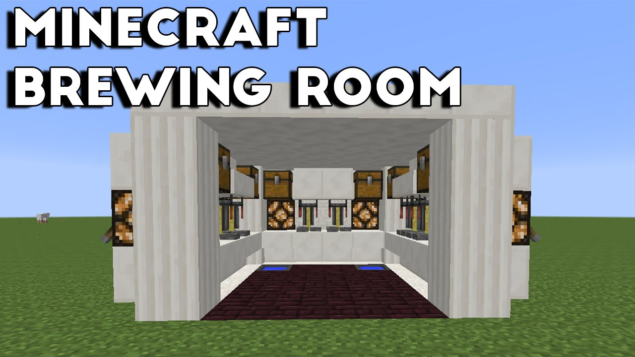 Things To Build Brewing Room Youtube