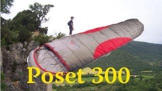 ABSsupervivencia: Saco de dormir Poset 300